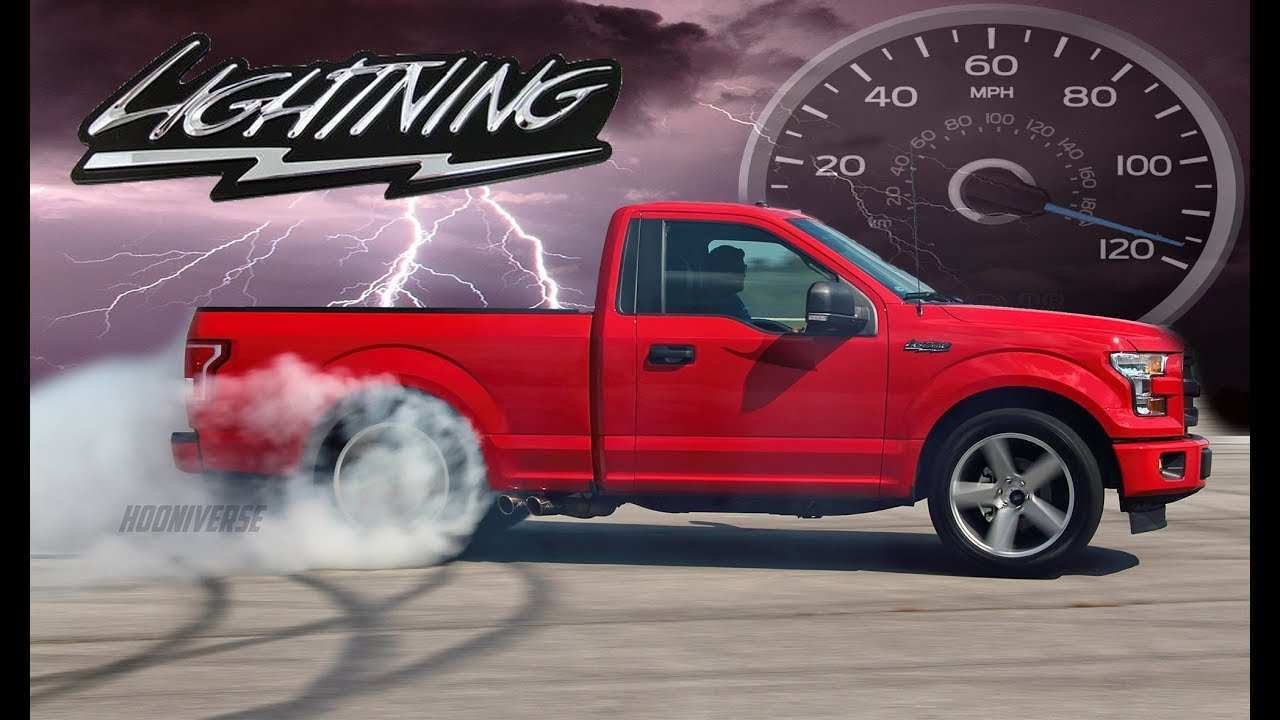 40 A 2019 Ford Lightning Svt New Model And Performance