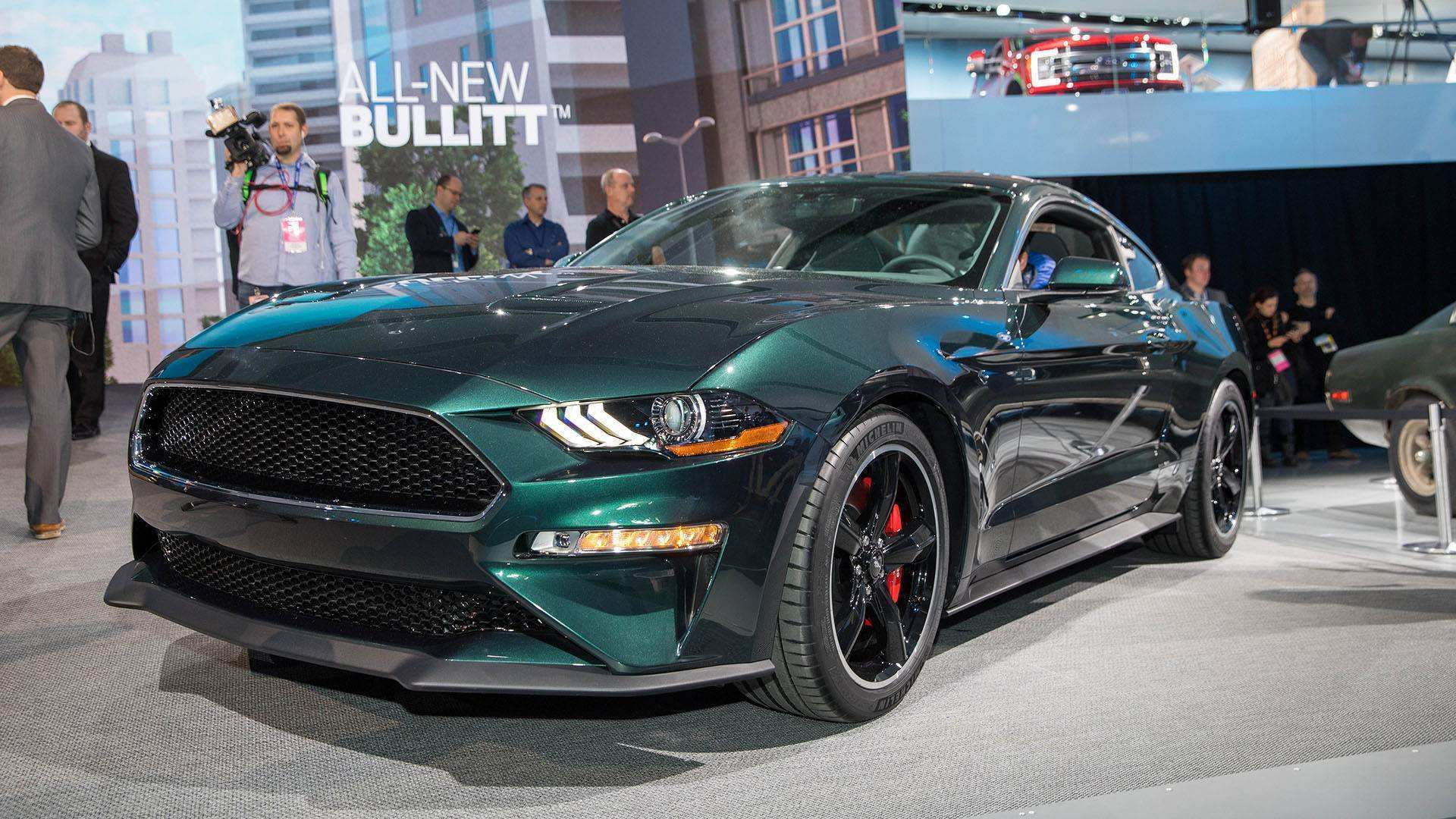 40 A 2019 Ford Mustang New Concept