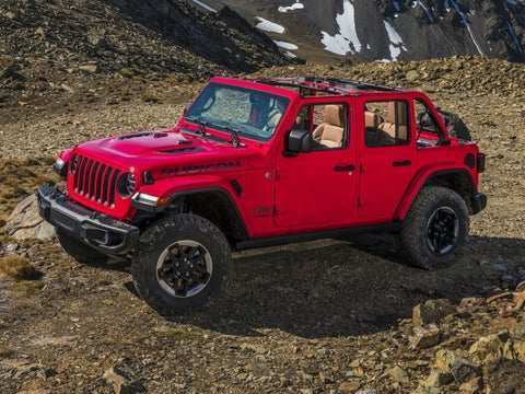 40 A 2019 Jeep Wrangler Rubicon New Model And Performance