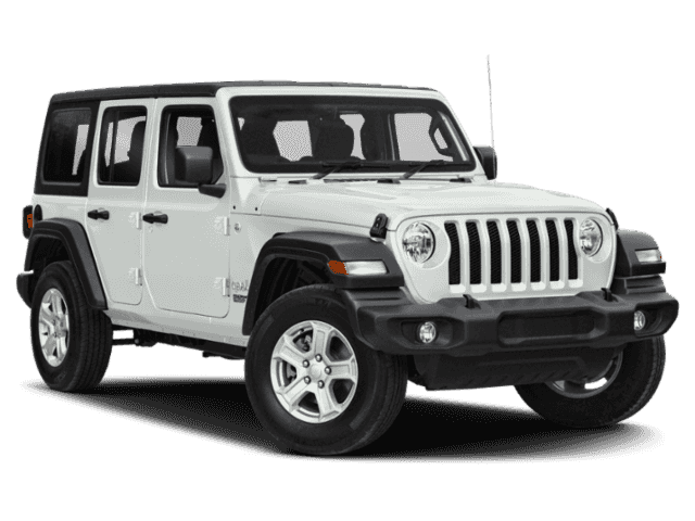 40 A 2019 Jeep Wrangler Unlimited Specs