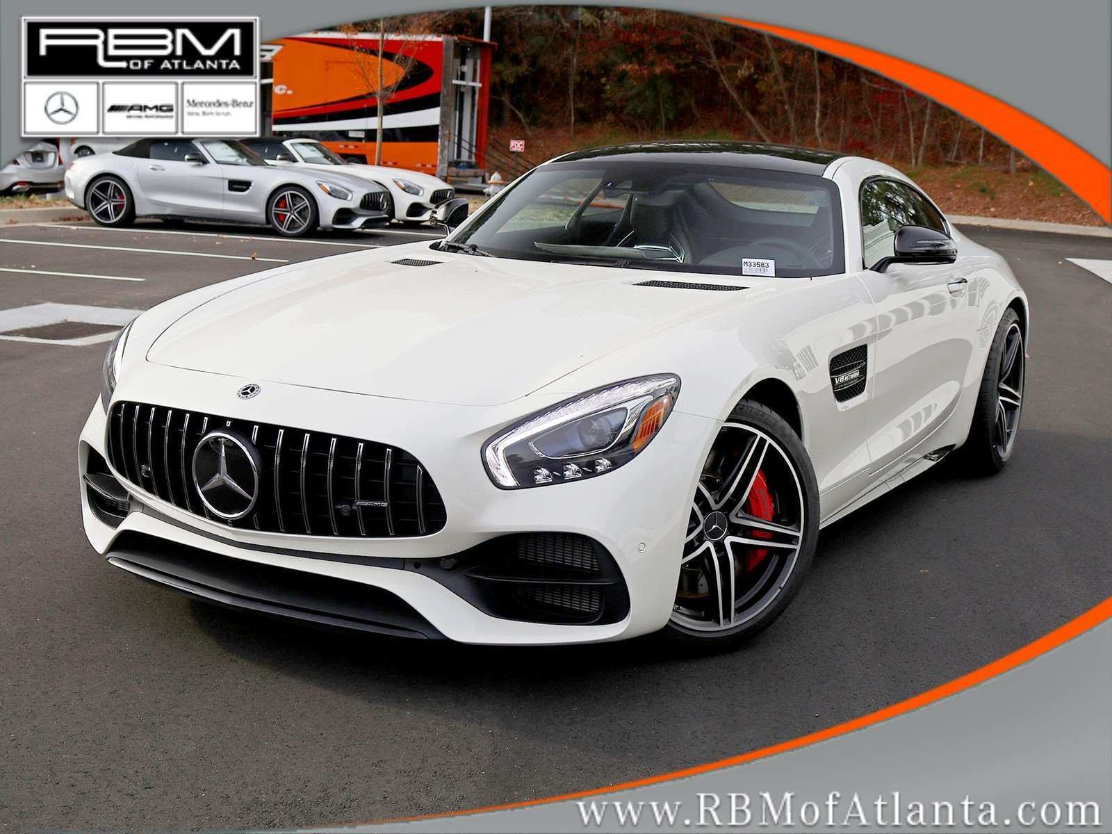 40 A 2019 Mercedes AMG GT Pictures