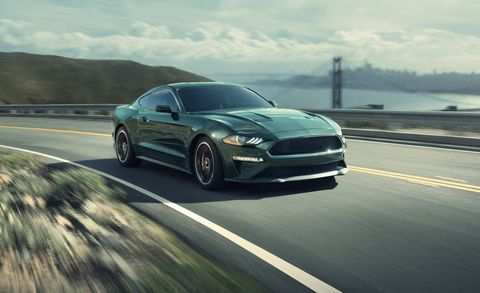 40 A 2019 Mustang New Concept