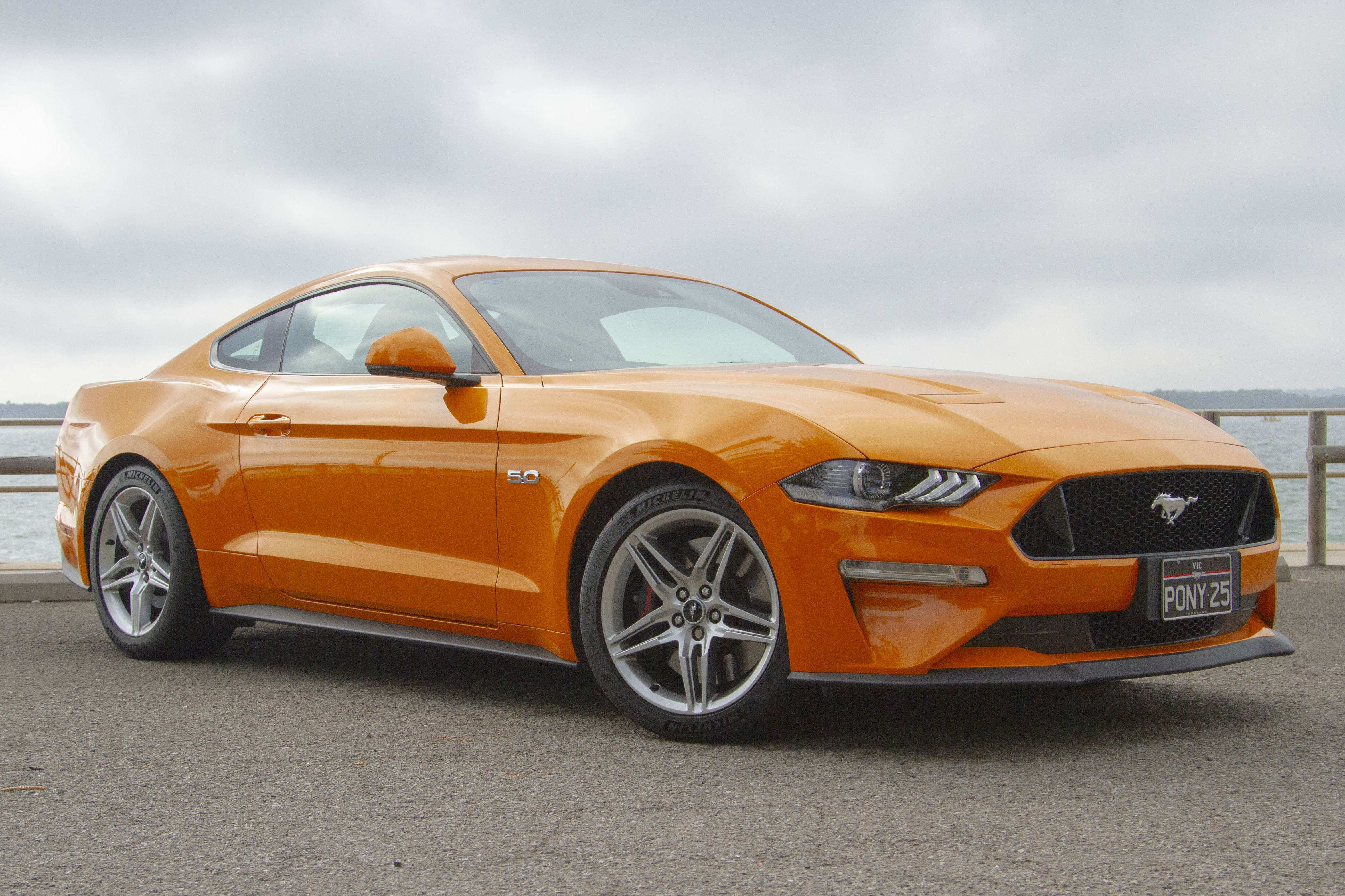 40 A 2019 Mustang Pictures