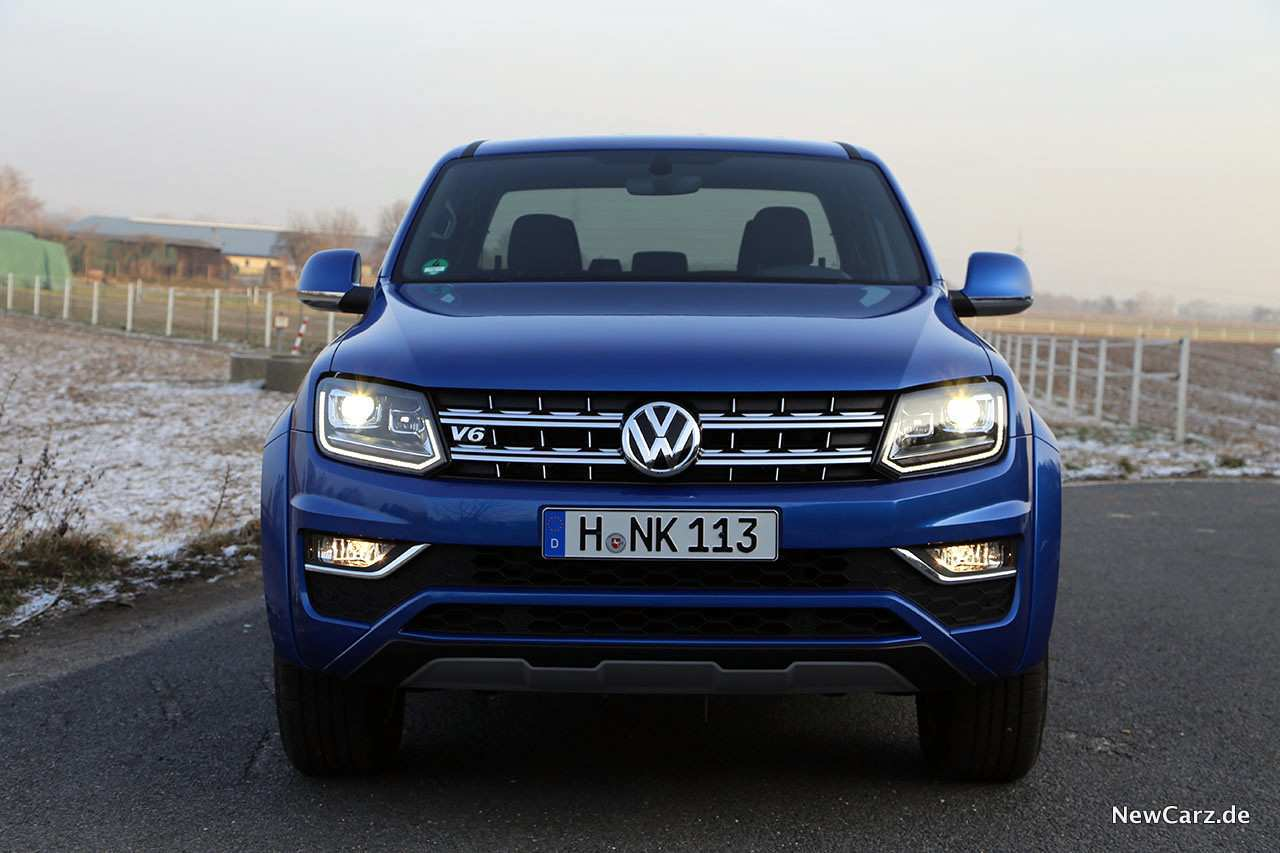 40 A 2019 VW Amarok Wallpaper