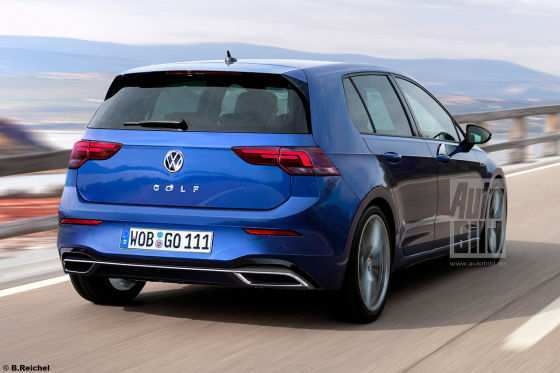 40 A 2019 Volkswagen Golf GTD Reviews