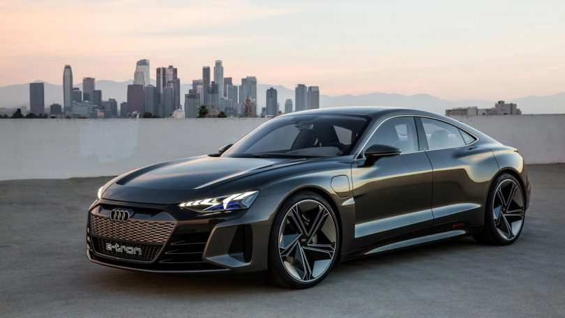 40 A 2020 Audi R8 E Tron Spesification