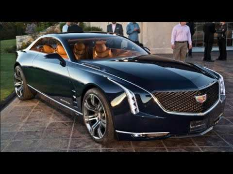 40 A 2020 Cadillac Eldorado Redesign And Concept
