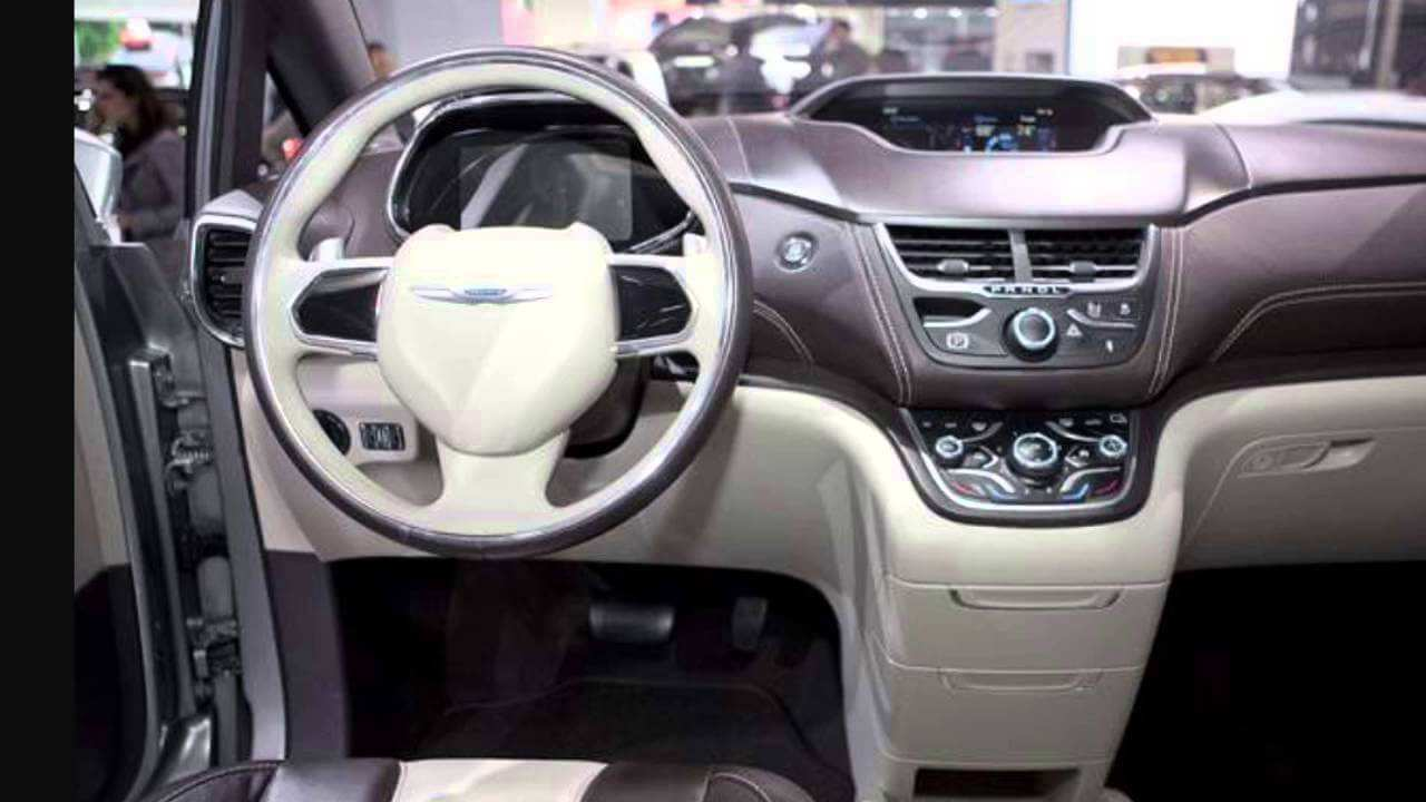 40 A 2020 Chrysler Town Country Redesign And Review