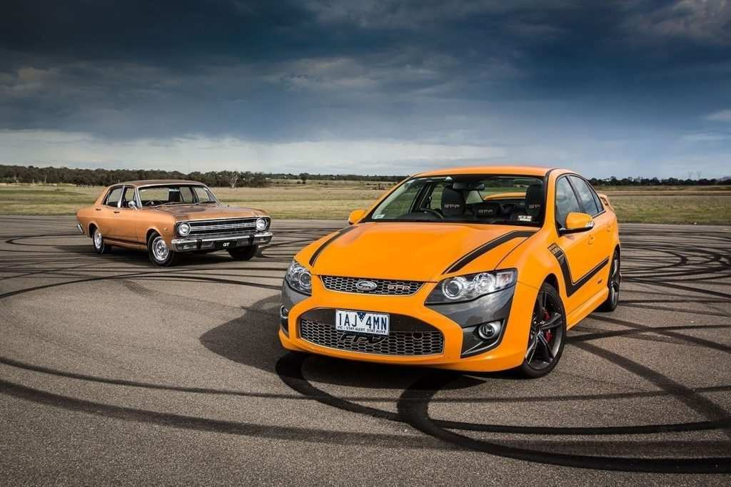 40 A 2020 Ford Falcon Gt Redesign And Concept