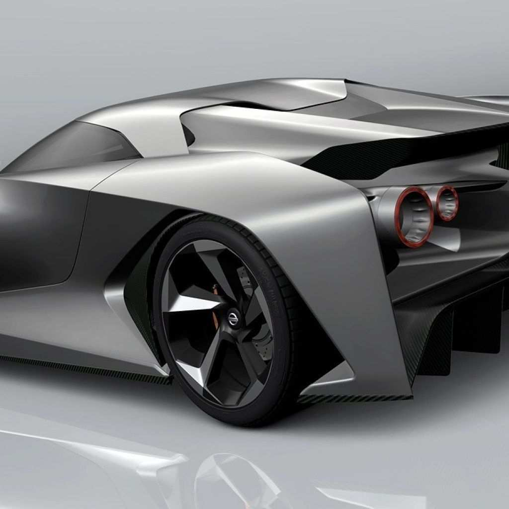 40 A 2020 Ford GT40 Spesification