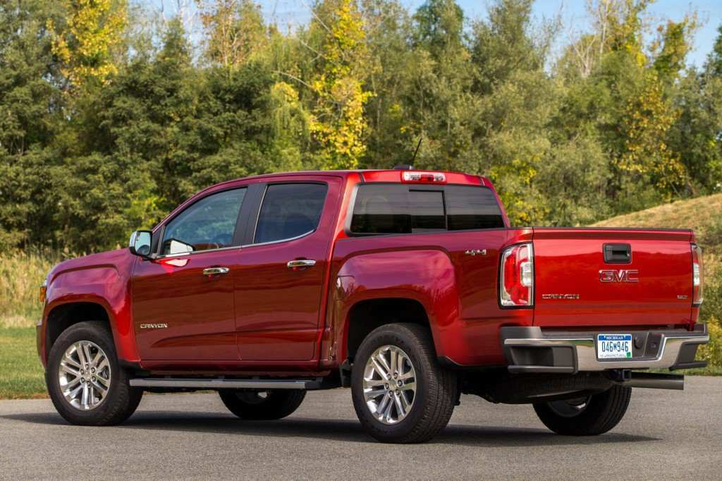 40 A 2020 Gmc Canyon Diesel Review