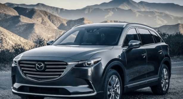 40 A 2020 Mazda Cx 9 Rumors New Model And Performance