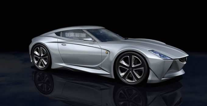 40 A 2020 Nissan Z35 Overview