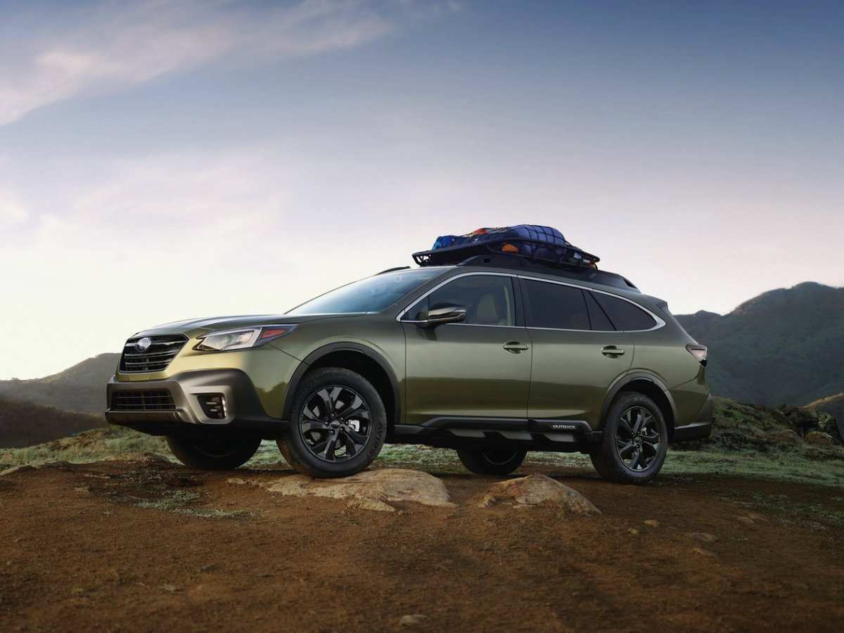 40 A 2020 Subaru Outback Turbo Hybrid Redesign