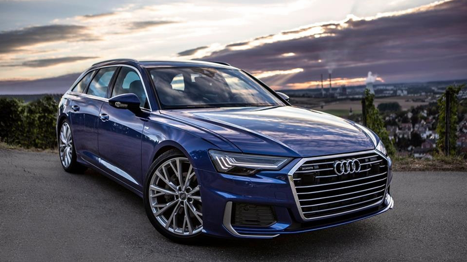 40 A 2020 The Audi A6 Style