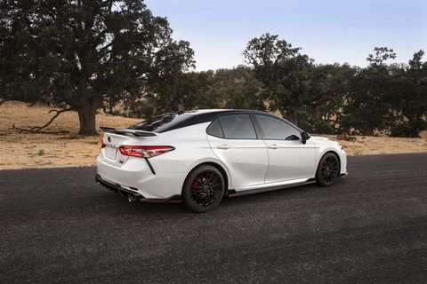 40 A 2020 Toyota Camry Xse Style