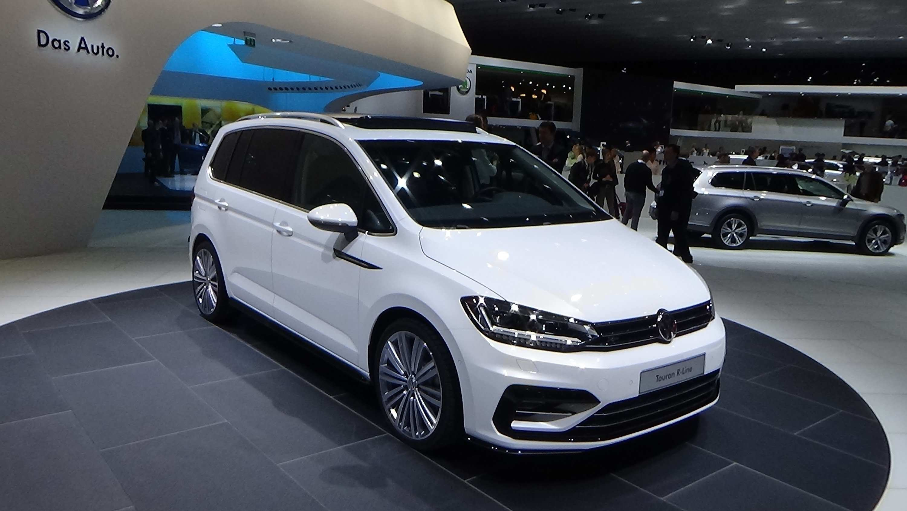 40 A 2020 VW Touran New Model And Performance