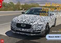 All New Jaguar 2020