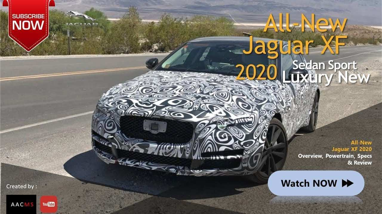 40 A All New Jaguar 2020 Redesign And Review