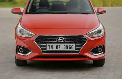 40 A Hyundai Verna Facelift 2020 Price And Review