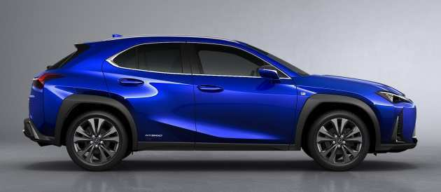 40 A Lexus Ux 2019 Price Redesign And Concept