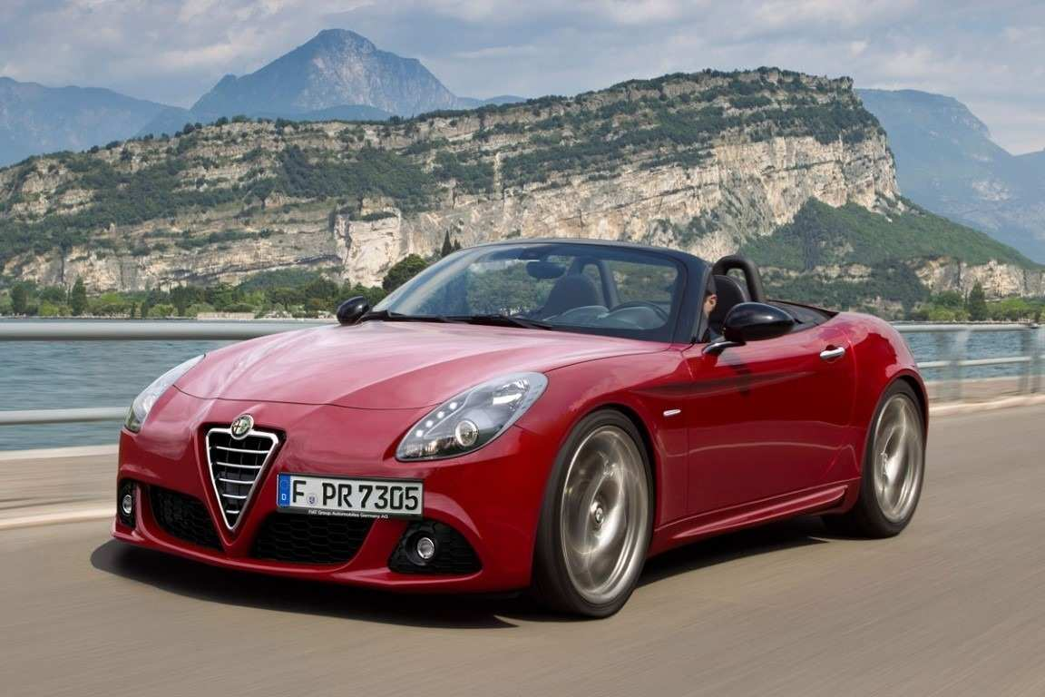 40 All New 2019 Alfa Romeo Duetto Redesign And Review