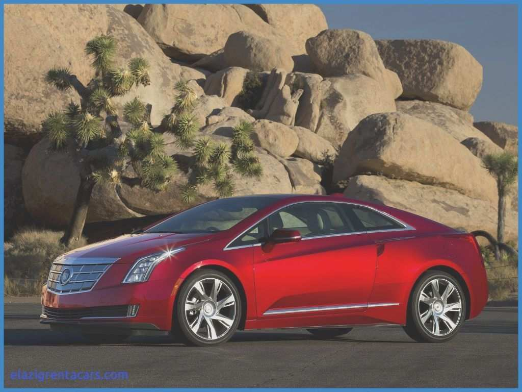 40 All New 2019 Cadillac ELR S Concept And Review