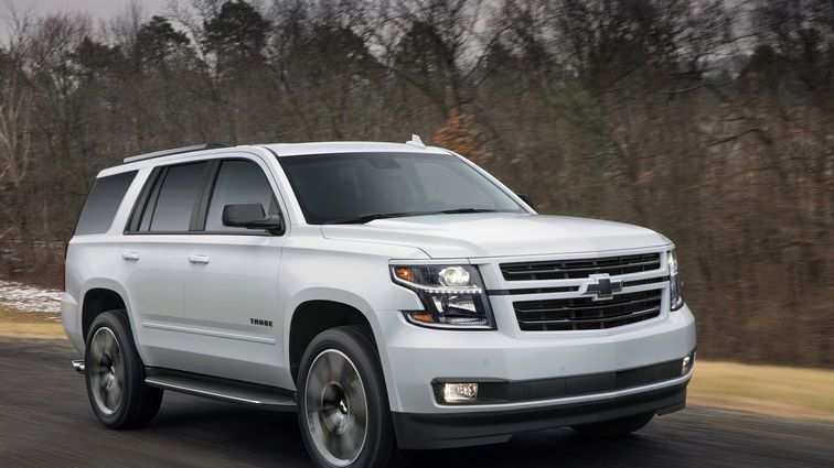 40 All New 2019 Chevy Tahoe Ltz Performance