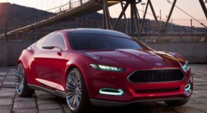 40 All New 2019 Ford Thunderbird Redesign
