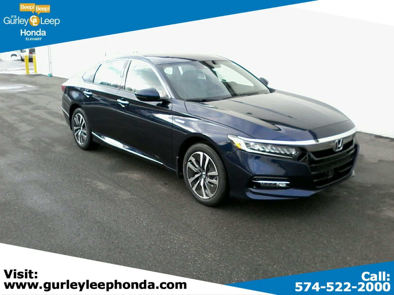 40 All New 2019 Honda Accord Hybrid Price Design And Review