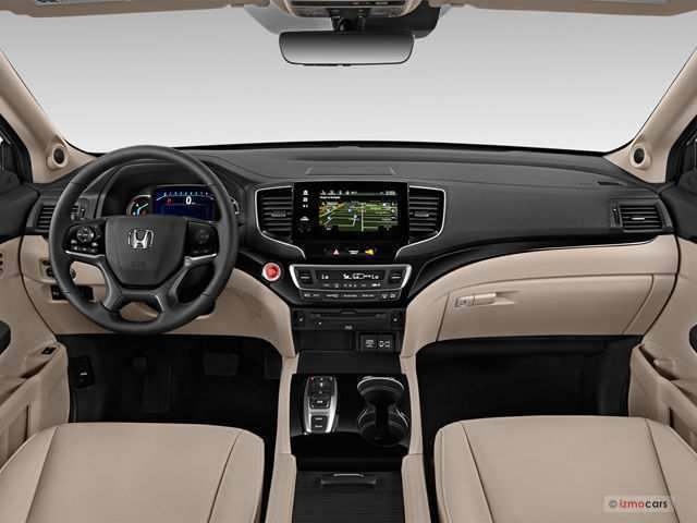 40 All New 2019 Honda Pilot New Model And Performance
