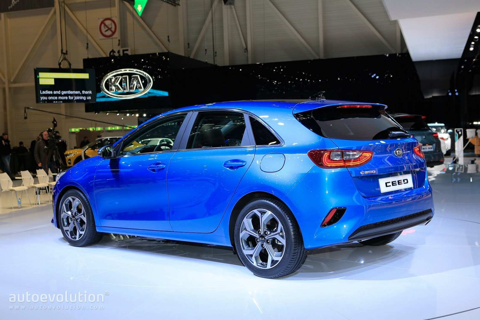 40 All New 2019 Kia Forte5 Hatchback New Concept