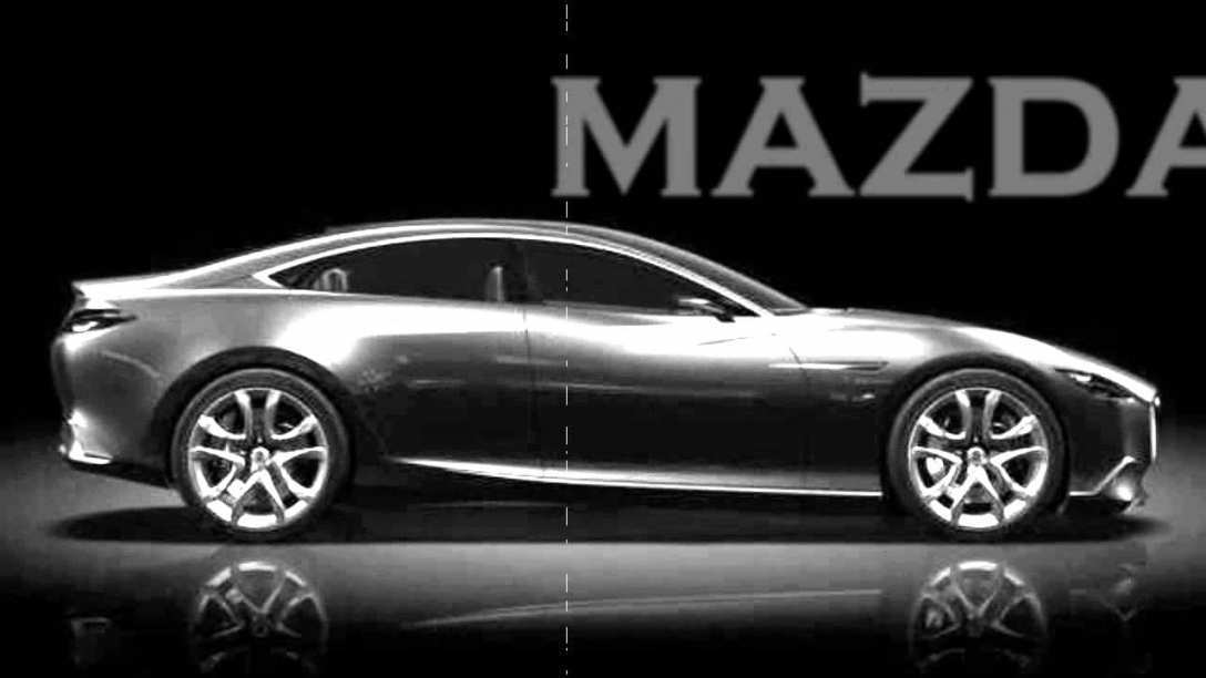 40 All New 2019 Mazda 6 Coupe Model
