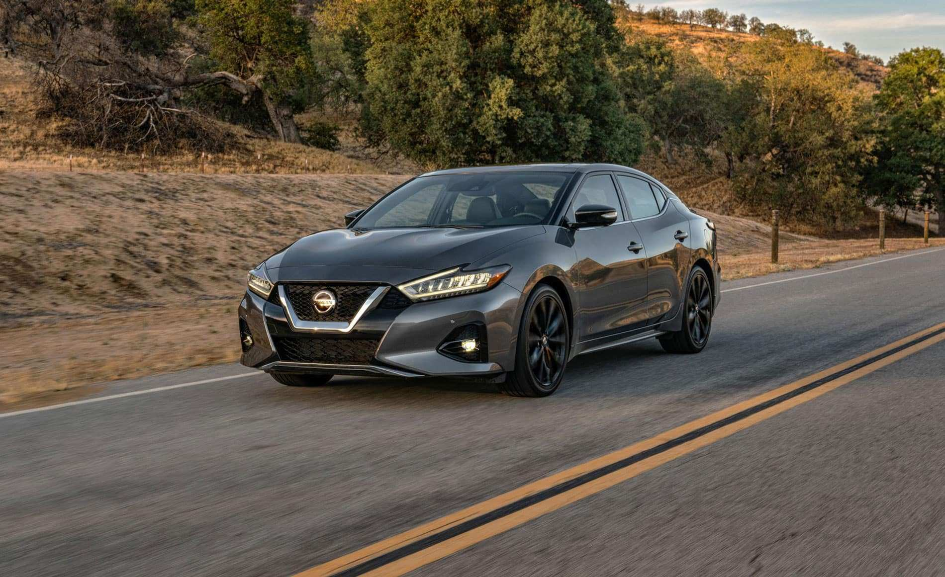 40 All New 2019 Nissan Maximas Overview
