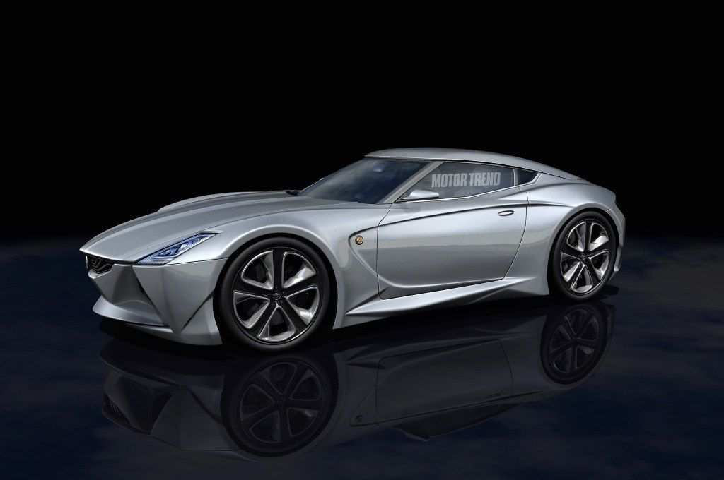40 All New 2019 Nissan Z35 Review Spesification
