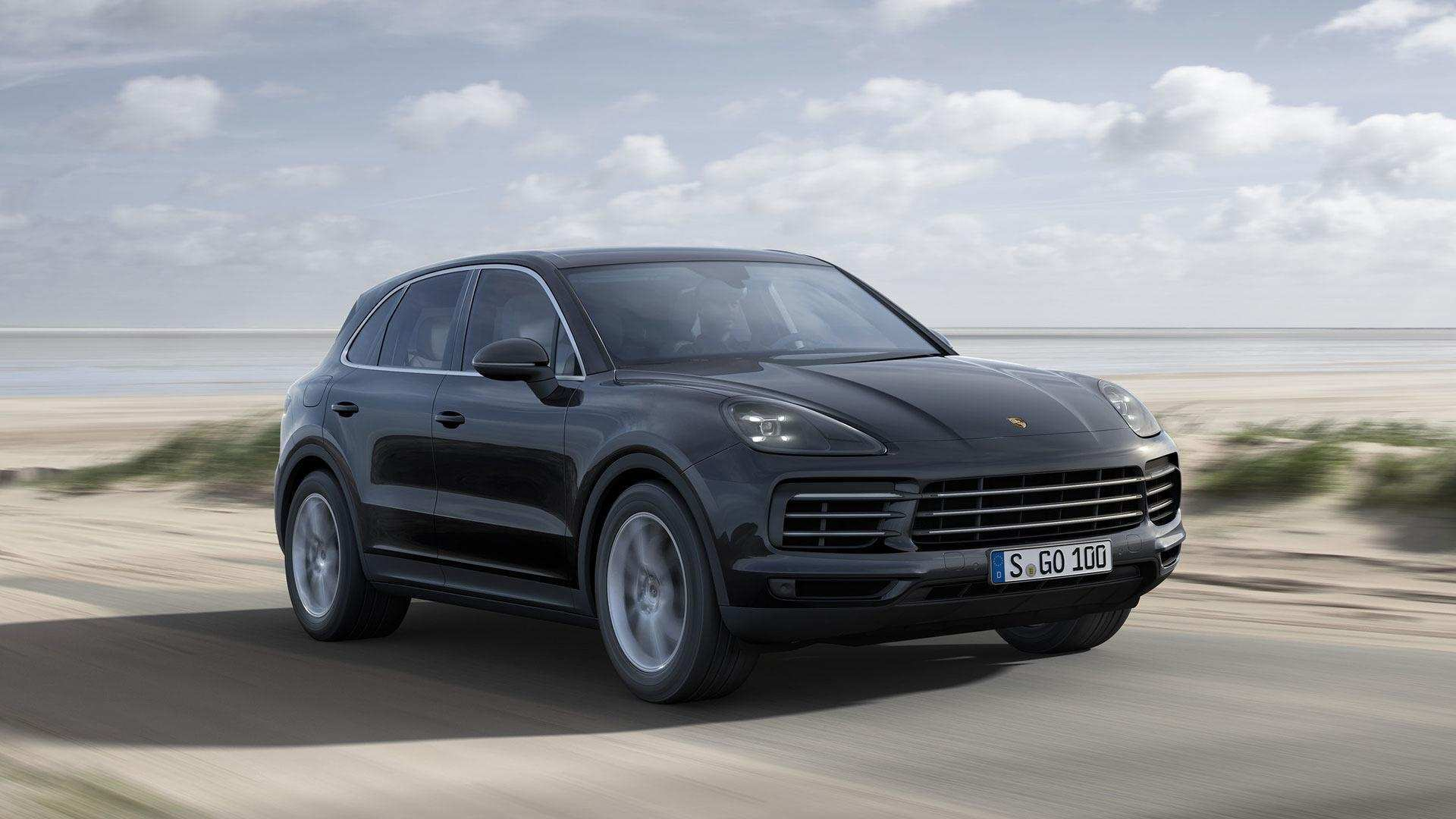 40 All New 2019 Porsche Cayenne Model