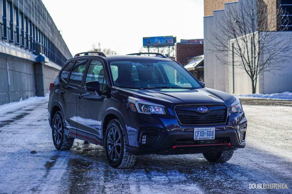 40 All New 2019 Subaru Forester Sport 2 Ratings