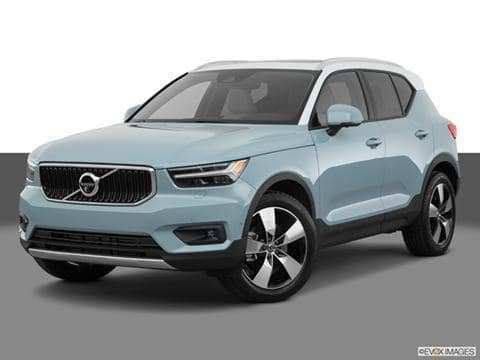 40 All New 2019 Volvo Xc40 Mpg Model