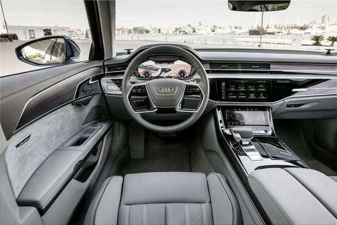 40 All New 2020 Audi S8 Release Date Model