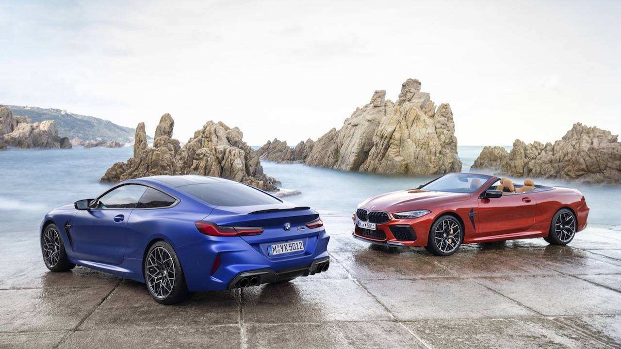40 All New 2020 BMW M8 Release Date And Concept