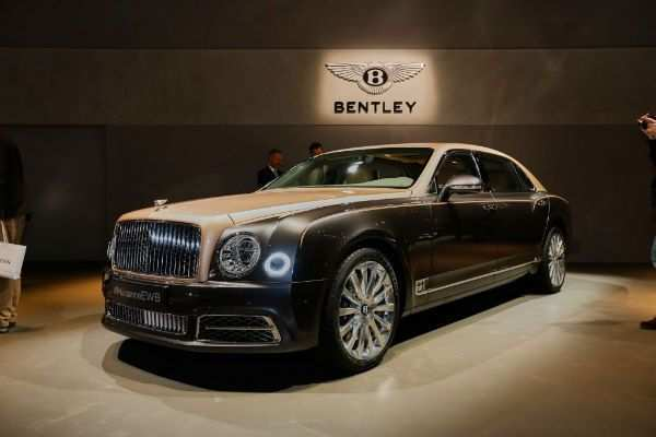 40 All New 2020 Bentley Muslane Model