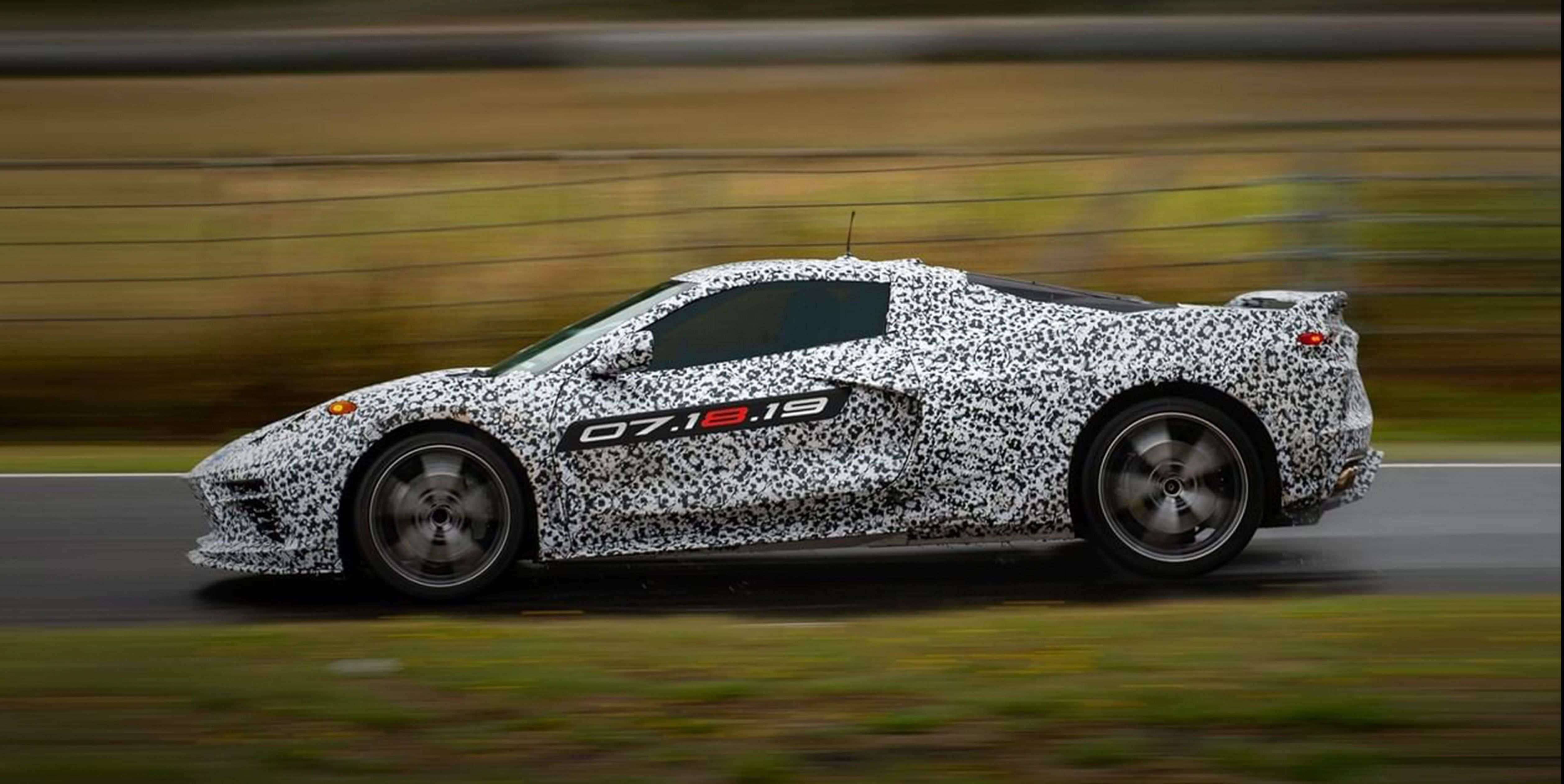 40 All New 2020 Corvette Z07 Redesign And Review