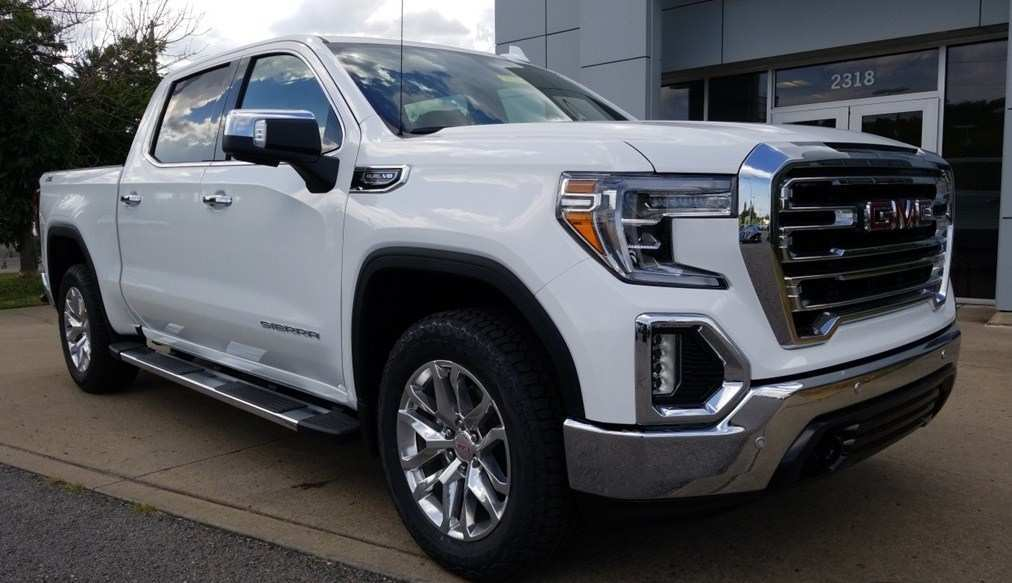 40 All New 2020 GMC Sierra 1500 Specs And Review