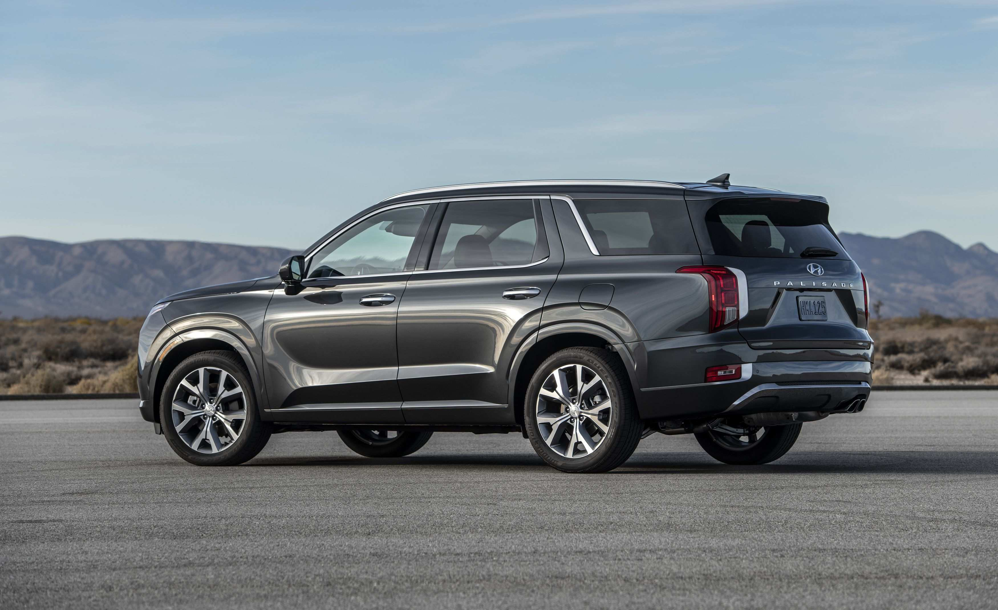 40 All New 2020 Hyundai Palisade Length New Model And Performance