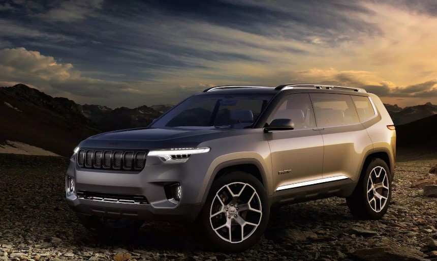 40 All New 2020 Jeep Grand Cherokee Srt8 Pictures
