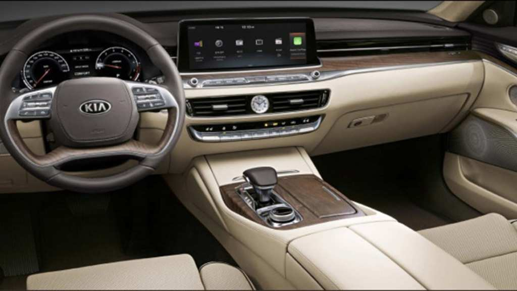 40 All New 2020 Kia K900 Specs And Review