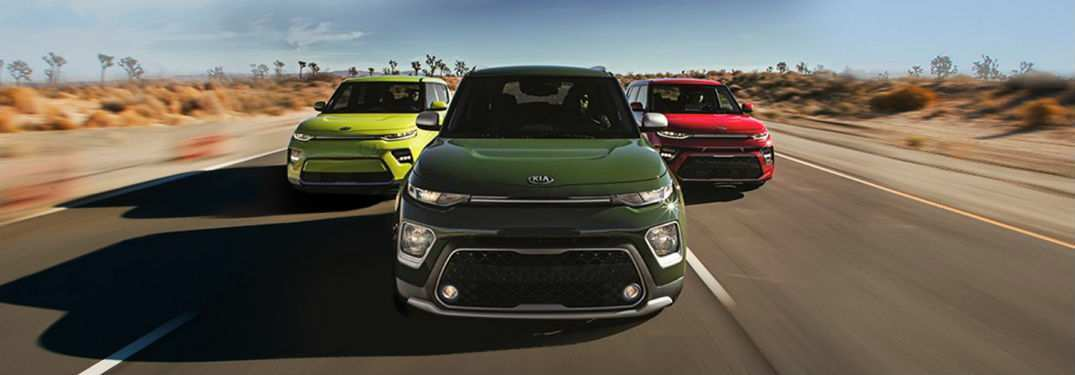 40 All New 2020 Kia Soul Solar Yellow Overview