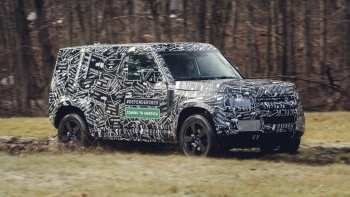 40 All New 2020 Land Rover Defender Redesign And Review
