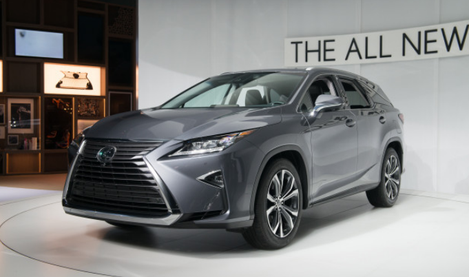 40 All New 2020 Lexus TX Price
