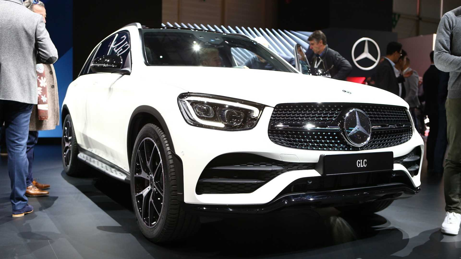 40 All New 2020 Mercedes Glc Redesign